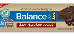 Balance Bar Dark Review
