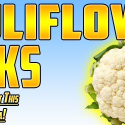 Cauliflower Hacks