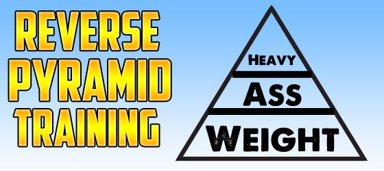 Reverse Pyramid Training