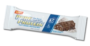 pure protein double chocolate vanilla crunch